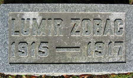 ZOBAC, LUMIR - Linn County, Iowa | LUMIR ZOBAC