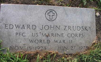 ZRUDSKY, EDWARD JOHN - Linn County, Iowa | EDWARD JOHN ZRUDSKY
