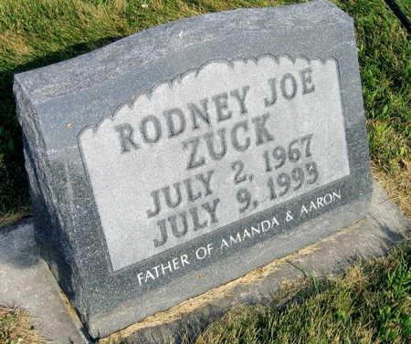 ZUCK, RODNEY JOE - Linn County, Iowa | RODNEY JOE ZUCK
