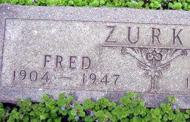 ZURKA, FRED - Linn County, Iowa | FRED ZURKA
