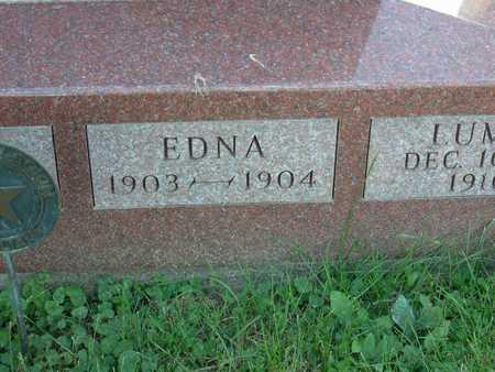 ZVACEK, EDNA - Linn County, Iowa | EDNA ZVACEK