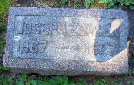 ZVACEK, JOSEPH - Linn County, Iowa | JOSEPH ZVACEK