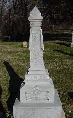 THORN BAILEY, JOANNA - Louisa County, Iowa | JOANNA THORN BAILEY