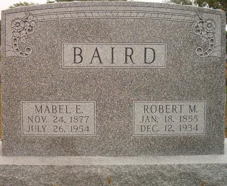 BAIRD, ROBERT M. - Louisa County, Iowa | ROBERT M. BAIRD