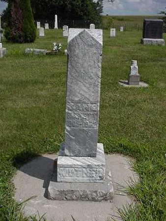 BARNETT, JANE - Louisa County, Iowa   JANE BARNETT