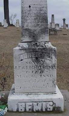 BEMIS, ALBERT - Louisa County, Iowa | ALBERT BEMIS