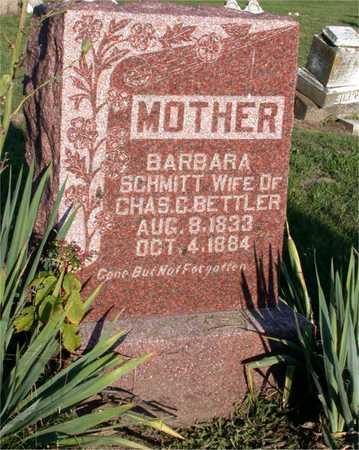 SCHMITT BETTLER, BARBARA - Louisa County, Iowa | BARBARA SCHMITT BETTLER