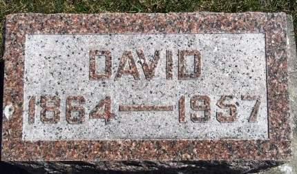 BLANKENHORN, DAVID - Louisa County, Iowa   DAVID BLANKENHORN