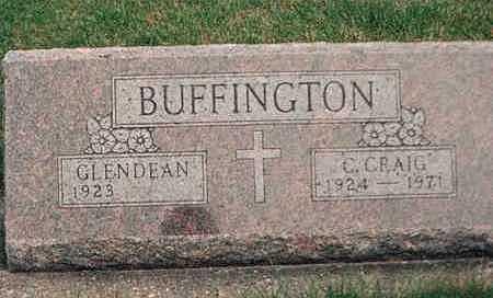 BUFFINGTON, C. CRAIG - Louisa County, Iowa | C. CRAIG BUFFINGTON