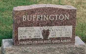 BUFFINGTON, KENNETH L. - Louisa County, Iowa | KENNETH L. BUFFINGTON