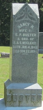 BUSTER, NANCY H. - Louisa County, Iowa | NANCY H. BUSTER