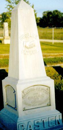 CASTEN, SAMUEL - Louisa County, Iowa | SAMUEL CASTEN