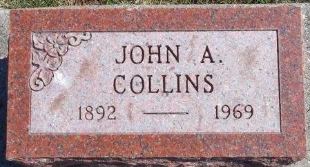 COLLINS, JOHN A. - Louisa County, Iowa | JOHN A. COLLINS