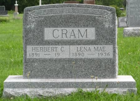 CRAM, LENA MAE - Louisa County, Iowa | LENA MAE CRAM