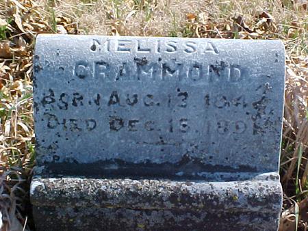 CRAMMOND, MELISSA - Louisa County, Iowa | MELISSA CRAMMOND