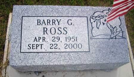ROSS, BARRY G. - Louisa County, Iowa | BARRY G. ROSS