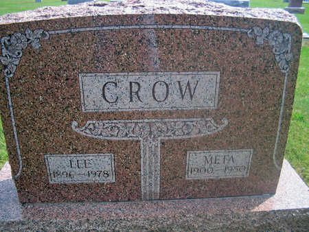 CROW, LEE - Louisa County, Iowa | LEE CROW