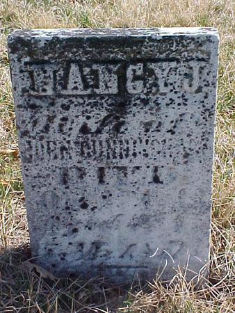 CUNNINGHAM, NANCY J. - Louisa County, Iowa | NANCY J. CUNNINGHAM