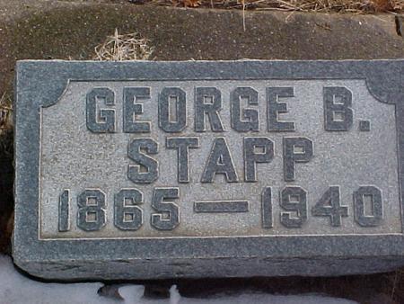 DAVIS, GEORGE B. - Louisa County, Iowa | GEORGE B. DAVIS