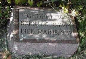 DODDER, GEORGE W. - Louisa County, Iowa | GEORGE W. DODDER
