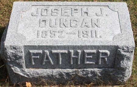 DUNCAN, JOSEPH J. - Louisa County, Iowa   JOSEPH J. DUNCAN
