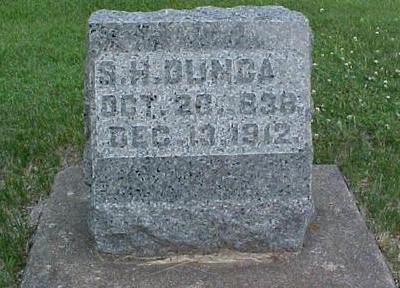 DUNCAN, SAMUEL HAMILTON - Louisa County, Iowa | SAMUEL HAMILTON DUNCAN