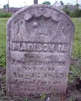 EDWARDS, MADISON N. - Louisa County, Iowa | MADISON N. EDWARDS