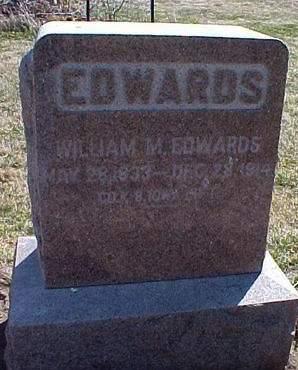 EDWARDS, WILLIAM M. - Louisa County, Iowa | WILLIAM M. EDWARDS