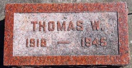 ELAND, THOMAS W. - Louisa County, Iowa   THOMAS W. ELAND