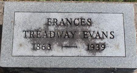 EVANS, FRANCES - Louisa County, Iowa | FRANCES EVANS