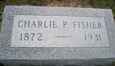 FISHER, CHARLIE P. - Louisa County, Iowa | CHARLIE P. FISHER