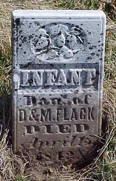 FLACK, INFANT - Louisa County, Iowa | INFANT FLACK