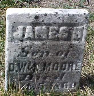 MOORE, JAMES R. - Louisa County, Iowa | JAMES R. MOORE