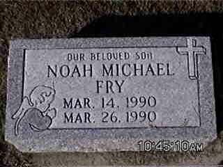 FRY, NOAH - Louisa County, Iowa | NOAH FRY