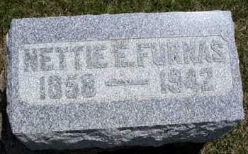 FURNAS, NETTIE E. - Louisa County, Iowa | NETTIE E. FURNAS