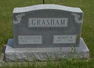 GRASHAM, MORRIS K - Louisa County, Iowa | MORRIS K GRASHAM