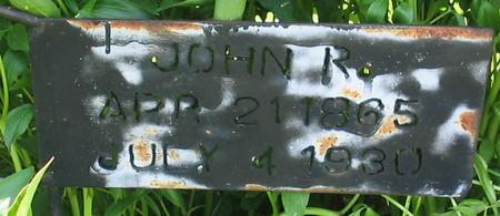 HAIGHT, JOHN - Louisa County, Iowa | JOHN HAIGHT