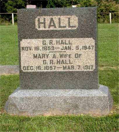 HALL, G.R. - Louisa County, Iowa | G.R. HALL