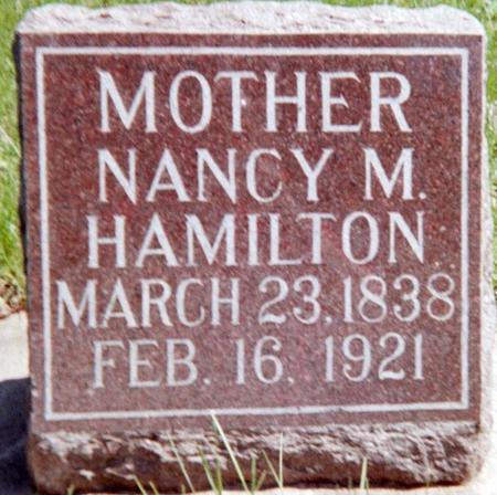 HAMILTON, NANCY M. - Louisa County, Iowa | NANCY M. HAMILTON