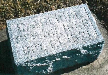 HANFT, CATHERINE - Louisa County, Iowa | CATHERINE HANFT