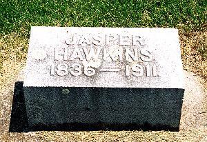 HAWKINS, JASPER - Louisa County, Iowa | JASPER HAWKINS
