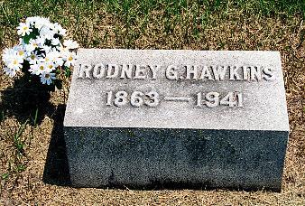 HAWKINS, RODNEY G. - Louisa County, Iowa   RODNEY G. HAWKINS