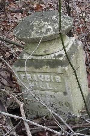 HILL, FRANCIS - Louisa County, Iowa | FRANCIS HILL