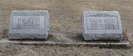 HINTON, WILLIAM - Louisa County, Iowa | WILLIAM HINTON