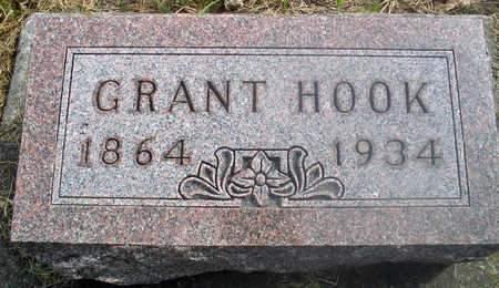 HOOK, GRANT - Louisa County, Iowa | GRANT HOOK