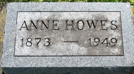 HOWES, ANNE - Louisa County, Iowa | ANNE HOWES