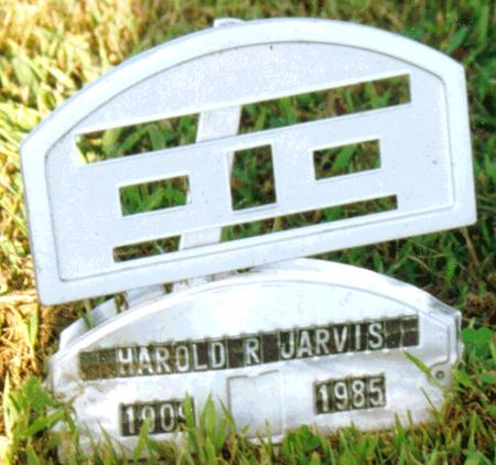 JARVIS, HAROLD - Louisa County, Iowa | HAROLD JARVIS
