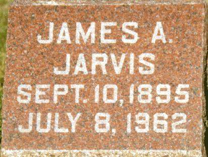 JARVIS, JAMES A. - Louisa County, Iowa | JAMES A. JARVIS