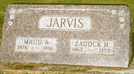 JARVIS, MAUD A. - Louisa County, Iowa | MAUD A. JARVIS