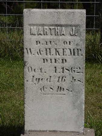KEMP, MARTHA - Louisa County, Iowa | MARTHA KEMP